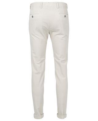Skinny fit corduroy trousers B SETTECENTO