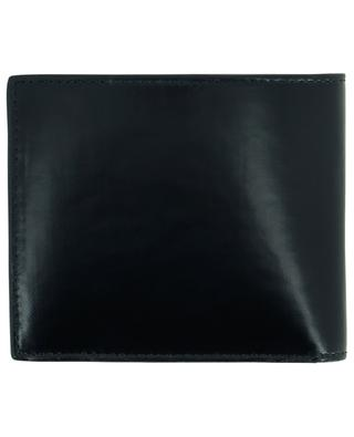 Portefeuille en cuir lisse Logo et Icon Stripe BURBERRY