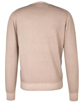 Classic jumper in wool and cashmere CRUCIANI