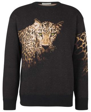 Jacquard-Pullover Jaguar ETRO