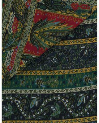 Schal aus Wolle und Seide mit Paisleymuster ETRO
