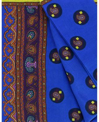 Paisley-Schal aus Kaschmir und Seide Shaal-Nur ETRO