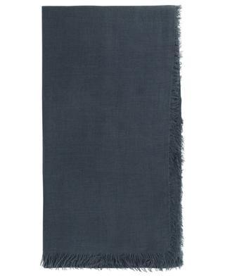 Écharpe légère en modal mélangé Azzurrina FALIERO SARTI