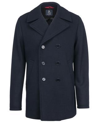 Manteau double-face à boutonnière double FAY