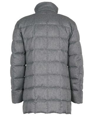Doudoune en tissu technique effet laine FAY