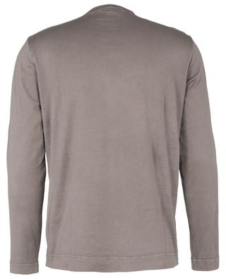 Extreme long-sleeved cotton T-shirt FEDELI