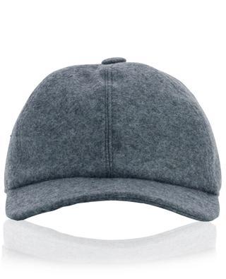 Cashmere and cotton fabric cap FEDELI