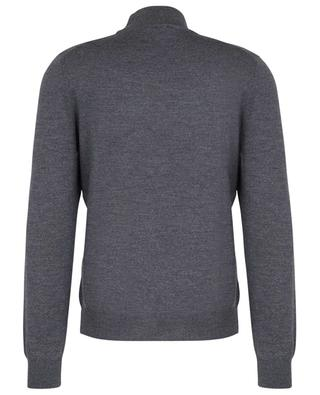 Pull col montant en laine vierge GRAN SASSO