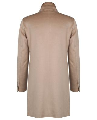 Manteau à boutonnage simple en cachemire déperlant Pure Cashmere HERNO