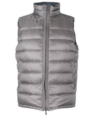 Reversible sleeveless down jacket HERNO