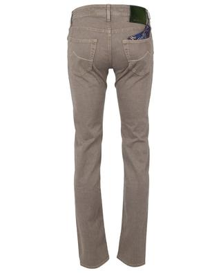 Jean slim en denim toucher velours J622 COMF JACOB COHEN