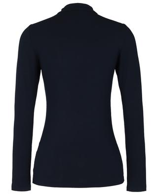 Ciclista long-sleeved mock neck T-shirt GRAN SASSO