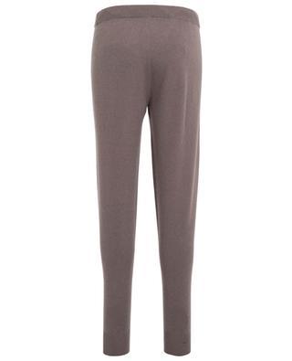 Pantalon en laine mérinos, soie et cachemire FABIANA FILIPPI