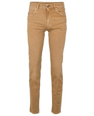 Swing slim fit cotton jeans PT DENIM