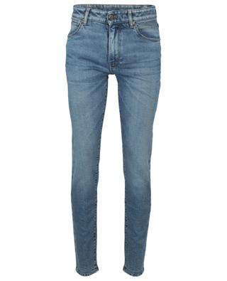 Swing slim fit faded cotton jeans PT DENIM
