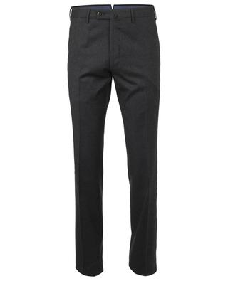 Pantalon à pinces en laine stretch Graven Fit PT TORINO