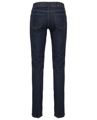 Tokyo Luxury Cashmere Denim dark washed jeans RICHARD J. BROWN