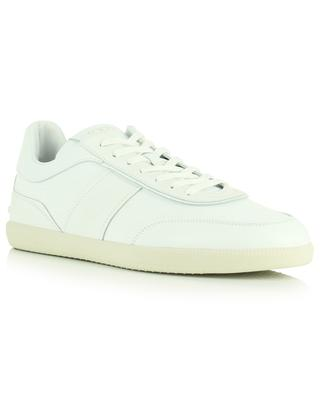 White leather low-top sneakers TOD'S