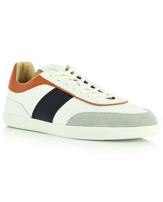 Leather low-top sneakers TOD'S