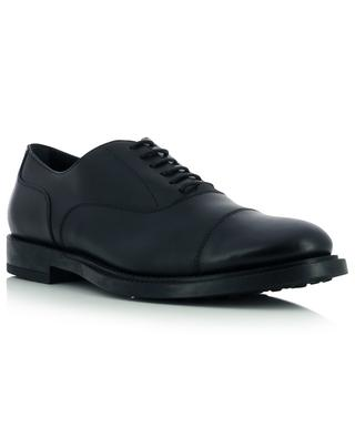 Francesina smooth leather lace-up shoes TOD'S
