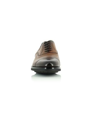 Leather Oxford shoes SANTONI