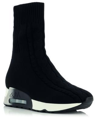 Liv high-top sock sneakers ASH