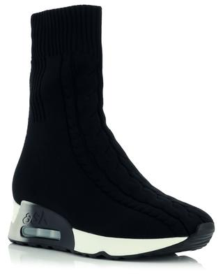 Liv high-top sock sneakers ASH