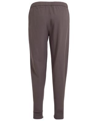 Pantalon fuselé en laine mérinos FABIANA FILIPPI