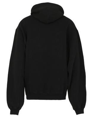 One Like, Two Likes... printed distressed oversize hoodie BALENCIAGA