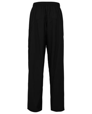 Pantalon de survêtement large en nylon avec monogramme BALENCIAGA