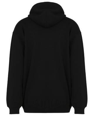 Weites Sweatshirt mit Kapuze und Stickerei Sponsor Medium Fit BALENCIAGA