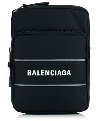 Small recycled nylon crossbody bag BALENCIAGA