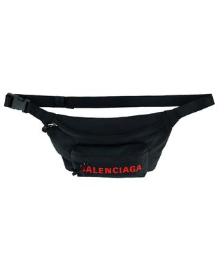 Logo-print belt bag BALENCIAGA