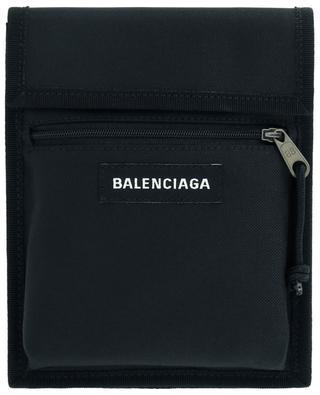 Sac besace en nylon logo BALENCIAGA