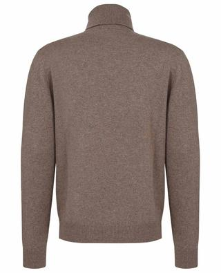Wool and cashmere turtleneck jumper DONDUP