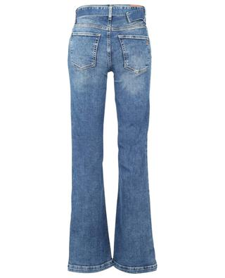 Bootcut-Jeans mit hoher Taille Tess CAMBIO