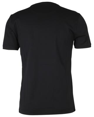 FF crystal logo cotton T-shirt FENDI