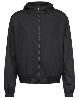 K-Way Fendi Dark Tape windbreaker jacket FENDI