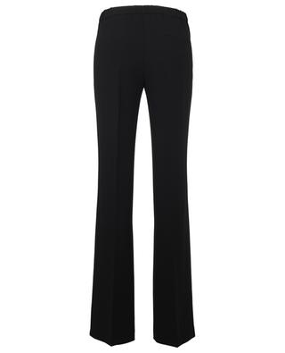 Demitria flared pleated trousers THEORY