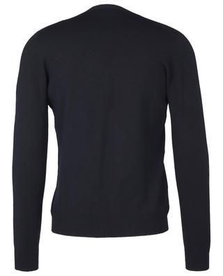 Pullover aus Schurwollmischgarn mit Rundhals BONGENIE GRIEDER