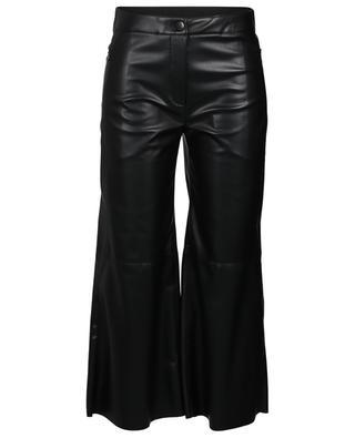 Jupe-culotte en cuir synthétique MARC CAIN