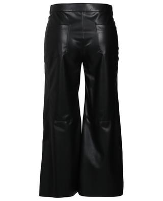 Faux leather culottes MARC CAIN