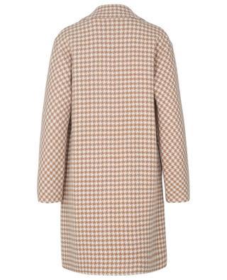 Manteau léger en laine motif pied-de-poule MARC CAIN