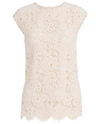 Lace top TWINSET