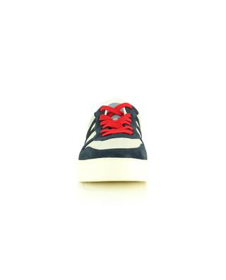 Rebel suede low-top sneakers HOGAN