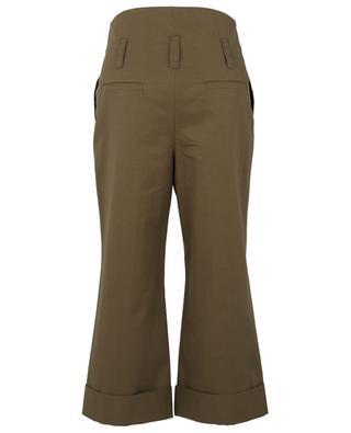 Pantalon large taille haute en gabardine Adventurous Moments DOROTHEE SCHUMACHER