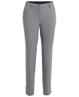 Pantalon en laine vierge LORENA ANTONIAZZI
