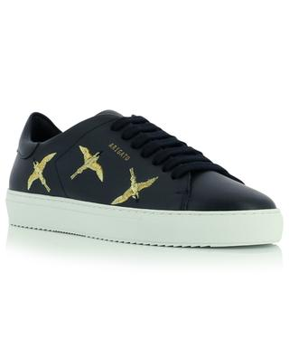 Clean 90 Bird leather sneakers with bird motif AXEL ARIGATO