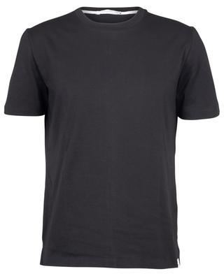 T-shirt à col rond et manches courtes en jersey fin PAOLO PECORA