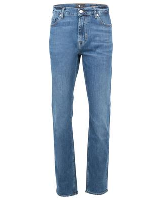 Skinny-Fit-Jeans Ronnie Officer Blue 7 FOR ALL MANKIND